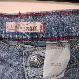 Levi's Jeans - Levi's 550 | 10s | Bootcamp